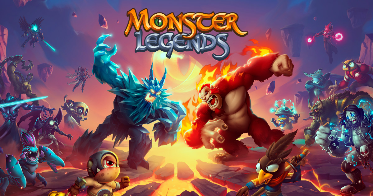 Image result for Monster legends